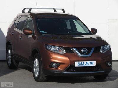 używany Nissan X-Trail III Salon Polska, Serwis ASO, Klimatronic, Tempomat, Parktronic,