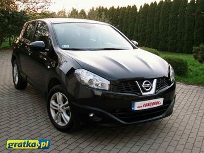 brugt Nissan Qashqai I salon Polska 150 KM 4x4 F.Vat 23 Netto Cena !