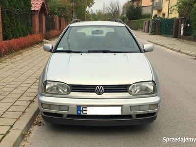 używany VW Golf III 1.9 TDI Kombi 1999 rok