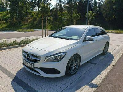 używany Mercedes CLA200 CLA 200 CLA 200 salon PL 1 WŁ faktura - VAT 46 tyś / km