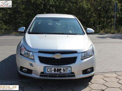 używany Chevrolet Cruze 1.7dm3 131KM 2012r. 66 200km po wszystkich opłatach