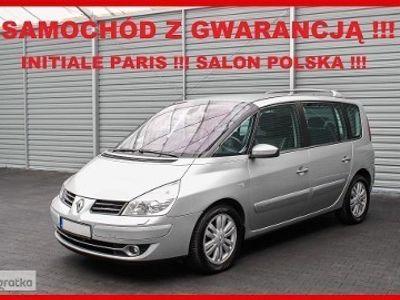używany Renault Espace IV INITIALE PARIS + Automat + Salon PL + Navi + SKÓRA !!!