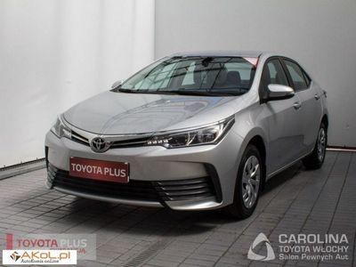 używany Toyota Corolla 1.3dm 99KM 2017r. 21 159km