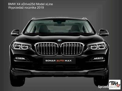 używany BMW X4 X4 IIxDrive25d Model xLine, Radom