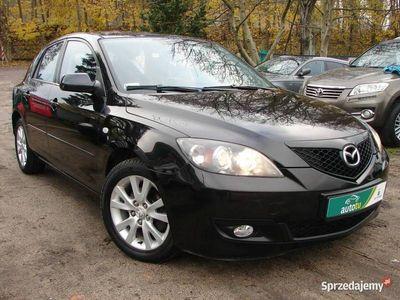 używany Mazda 3 1.6dm 110KM 2008r. 216 000km
