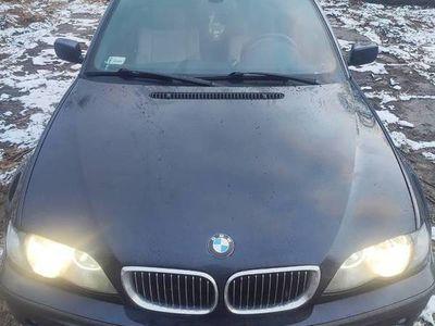 używany BMW 330 E46 d 184km