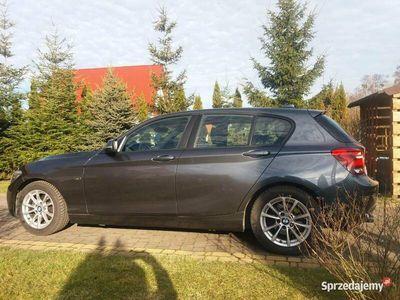 używany BMW 116 f20 d Sport Line