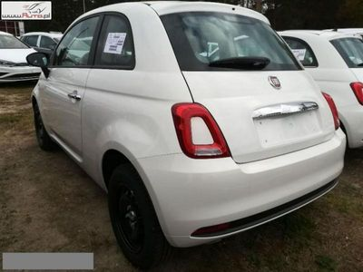 used Fiat 500 500 1.2dm3 69KM 2018r. 1km1.2 BZ 95KM, Automat, Fabrycznie nowy !