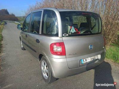 używany Fiat Multipla 1,9 JTD 115 KM
