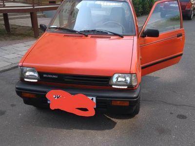 używany Suzuki Alto z 1989 klasyk