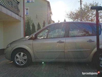 używany Renault Scénic II 1.9 DCI 2008 r. Privilege