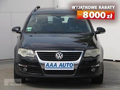 used VW Passat B6 Klimatronic, Tempomat, Podgrzewane siedzienia