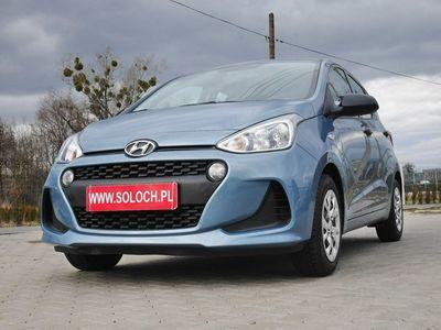 używany Hyundai i10 II 1.0 67KM 5 Drzwi -Klima -FILM VIDEO -Zobacz, Goczałkowice-Zdrój