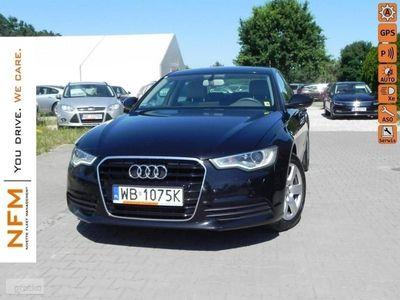 używany Audi A6 2dm 177KM 2014r. 165 620km