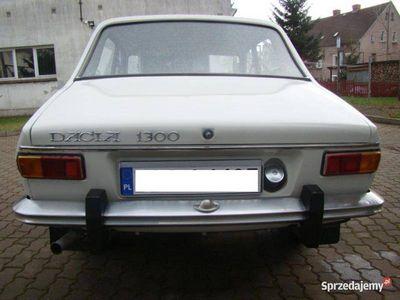 używany Dacia 1300 1310 Testował ją sam Nicolae Ceaușescu.