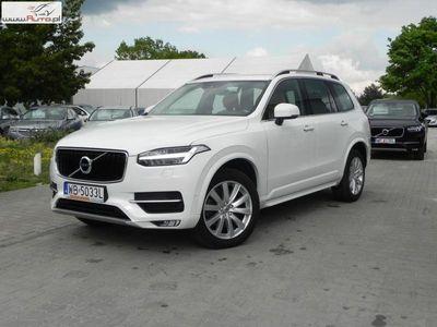 brugt Volvo XC90 2dm3 225KM 2015r. 130 671km 2,0 D5 AT 8-biegów AWD(225 KM) Momentum Salon PL Faktura VAT