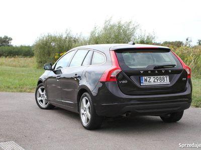 używany Volvo V60 2.0 163 km Salon Polska Fv 23% Bezwypadkowy