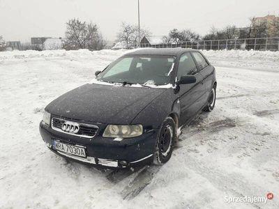 używany Audi A3 8l tdi xsenon