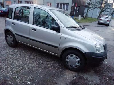 używany Fiat Panda II, Łódź