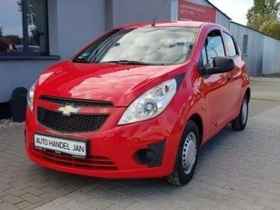 używany Chevrolet Spark 1,0 Benzyna 70km Klima! II (M300) (2010-)
