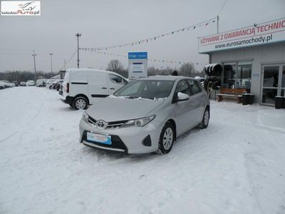 gebraucht Toyota Auris 1.4dm3 90KM 2015r. 114 000km Salon Polska 1.4 D4D F-vat
