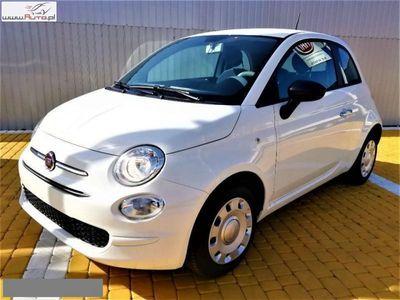 used Fiat 500 1.2dm3 69KM 2018r. 1km NOWY Automat Wypożycz za 799 netto/mc z AC SERWIS opony FVAT23