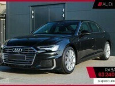 używany Audi A6 V (C8) S line 2.0 S Line (204KM) | + Pakiet Business + Pakiet Technology