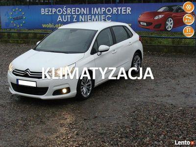 używany Citroën C4 1.6dm 120KM 2013r. 251 337km