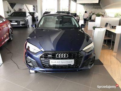 używany Audi A5 Sportback A5 IV FL S line 40 TDI quattro S tronic Salon Polska 2020 Al