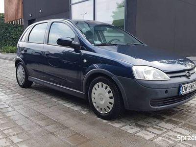 używany Opel Corsa 1.7