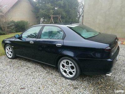 używany Alfa Romeo 166 3.0 v6 z lpg
