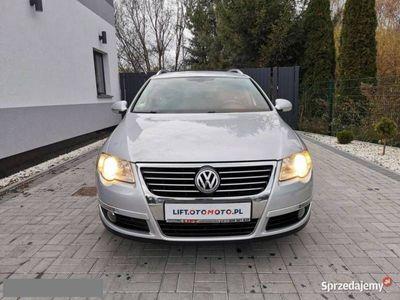 używany VW Passat B6 2.0 TDI 140KM # Tempomat # Automat DSG # Sport # Skóra #, Strzegom