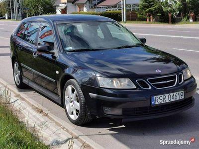 używany Saab 9-3 1.9 D 120 KM Klimatyzacja Zarejestrowany Ubezpieczony