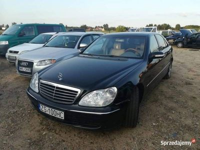 używany Mercedes 320 long