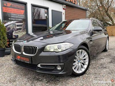 używany BMW 520 Klimatyzacja, Podgrzewane fotele, Head-Up, Nawigacja Europa, Stan BDB F10 (2009-2017)