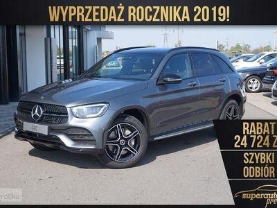 używany Mercedes 200 Klasa GLC 2.04MATIC (163KM) | AMG + Advantage | Wyprzedaż rocznika 2019!, Chorzów