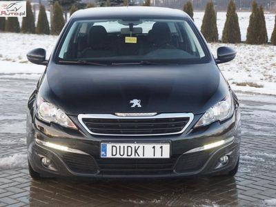gebraucht Peugeot 308 SW 1.6dm3 120KM 2015r. 217 000km 1,6blueHDI DUDKI 11 tablet,klimatr,temp,elekt,radio,LED,roleta,GWARANC