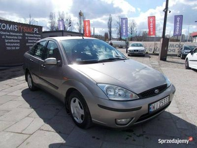 używany Ford Focus !!!Targówek!!! 1.6 Benzyna, 2003 rok produkcji! KOMIS TYSIAK Mk1 (1998-2004)
