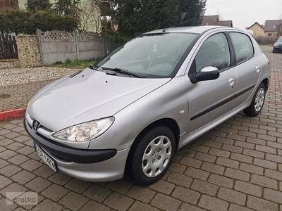 używany Peugeot 206 I 2004R 1,4 HDI zarejestrowany i ubezpieczony PL