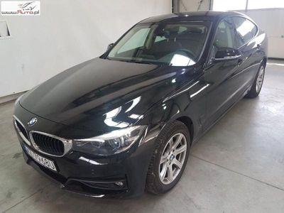 używany BMW 318 seria 3 2dm3 150KM 2017r. 9 654km Seria 3 Gran Turismo [F34] d aut