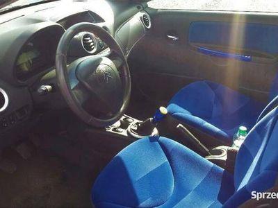 używany Citroën C2 uszkodzony- w całości