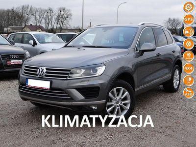 używany VW Touareg Touareg Vw4 x4 Klima Nawi Skóry Zarej. II (2010-)