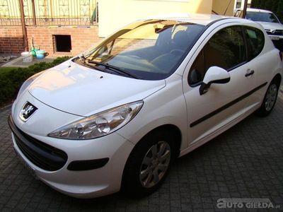 używany Peugeot 207 207 Z KRATKĄ VAT 1 AZ KRATKĄ VAT 1 A