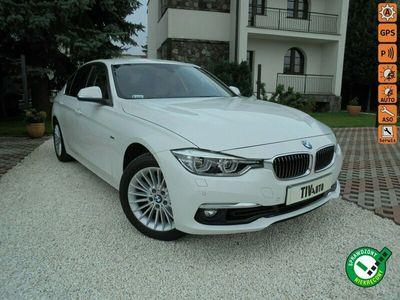 używany BMW 318 1.5dm 136KM 2017r. 32 000km
