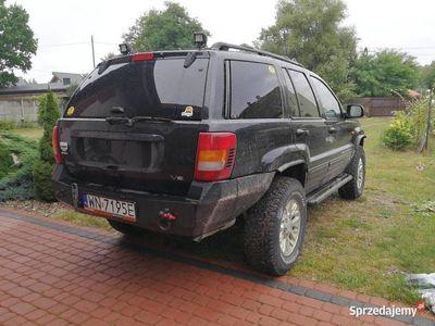 """używany Jeep Grand Cherokee QD lift 4"""" 4.7 z lpg"""