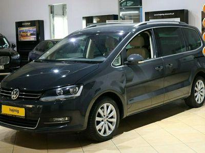 używany VW Sharan 2dm 150KM 2016r. 127 000km