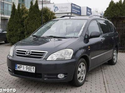 używany Toyota Avensis Verso I salon Polska
