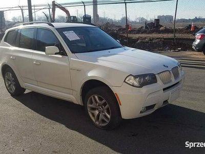 używany BMW X3 2008 BIAŁA!