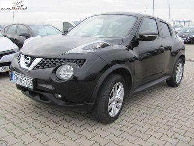 używany Nissan Juke 1.2dm3 116KM 2017r. 19 179km ABS