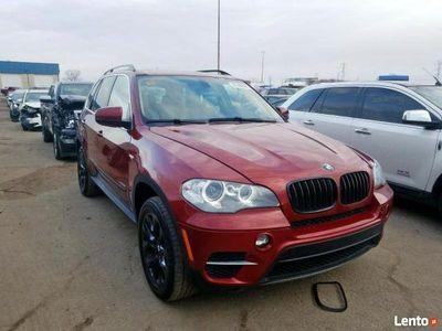 używany BMW X5 xDrive35i 3.0 306 KM, Automat, 2014